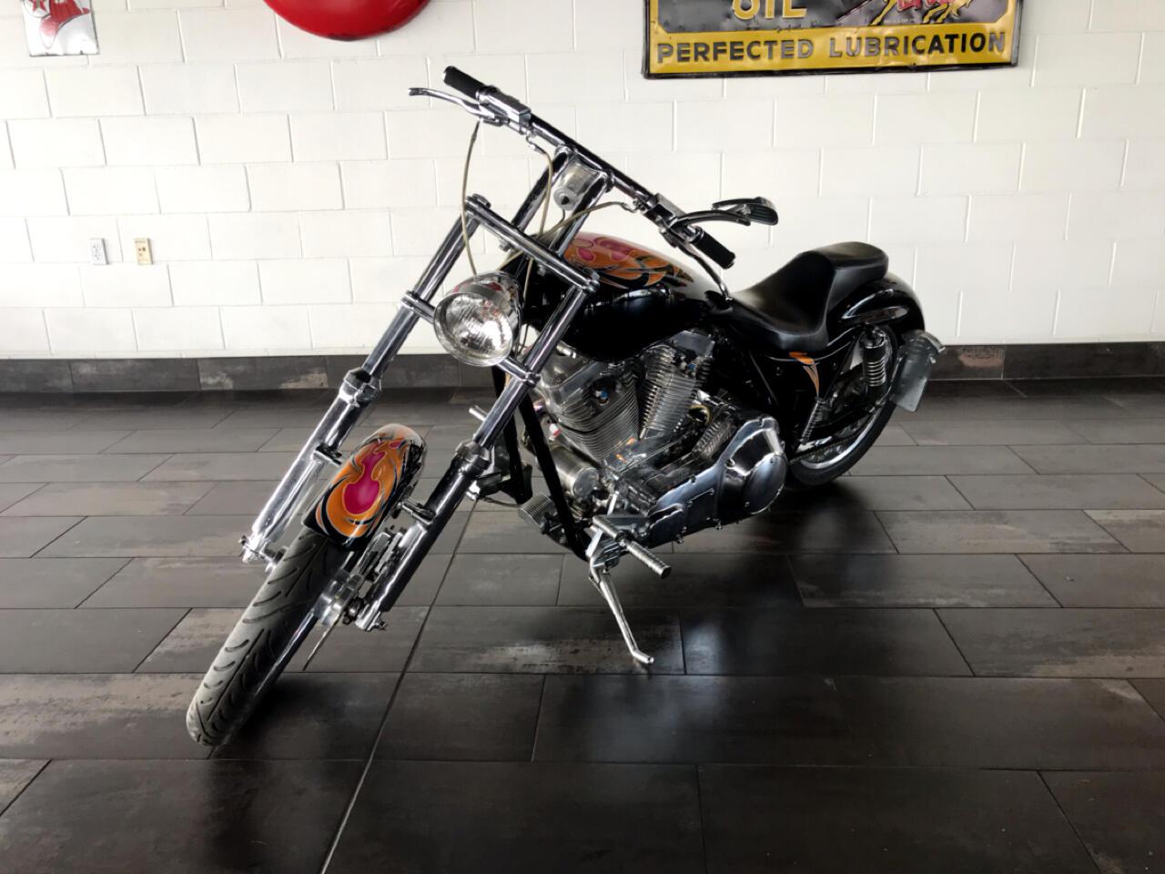 Custom Motorcycle Custom  2001