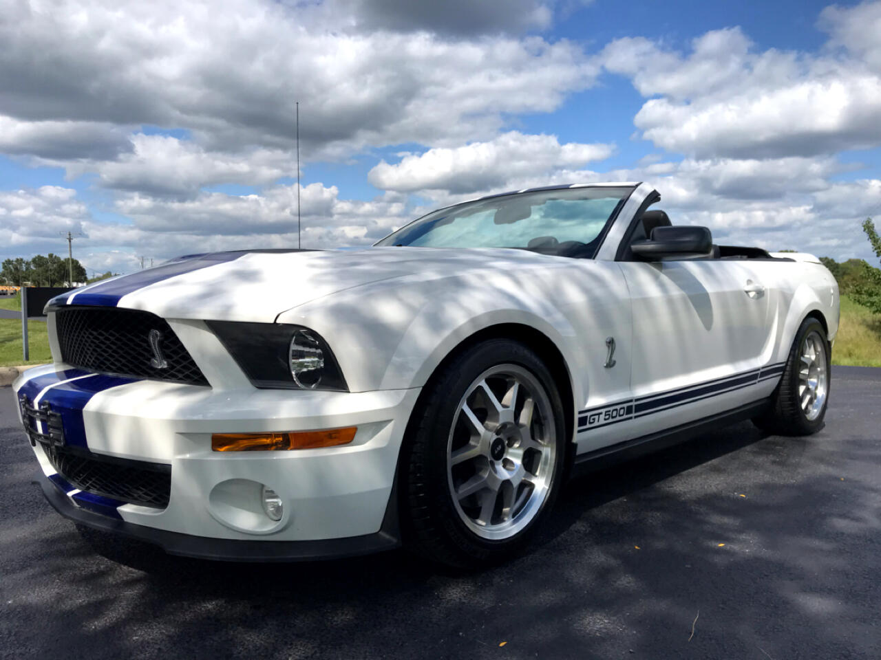Ford Shelby GT500 Convertible 2007