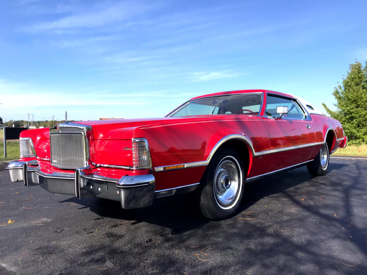 Lincoln Mark IV  1976