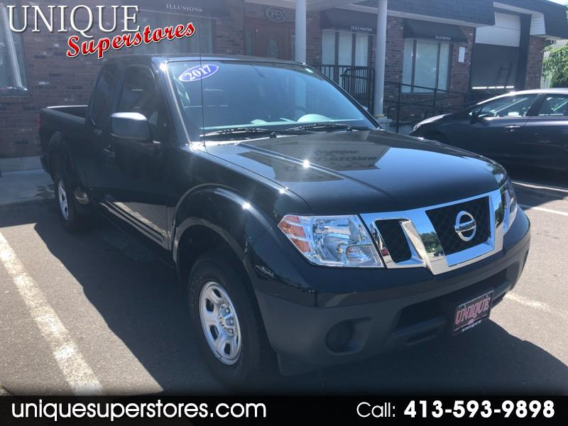 2017 Nissan Frontier S King Cab 5AT 2WD
