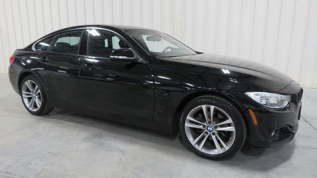 2015 BMW 4-Series Gran Coupe 4dr Sdn 428i xDrive AWD Gran Coupe SULEV
