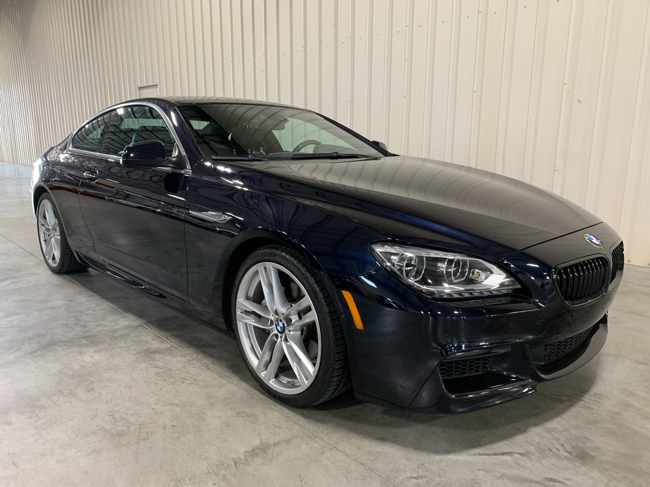 2012 BMW 6-Series 2dr Cpe 650i