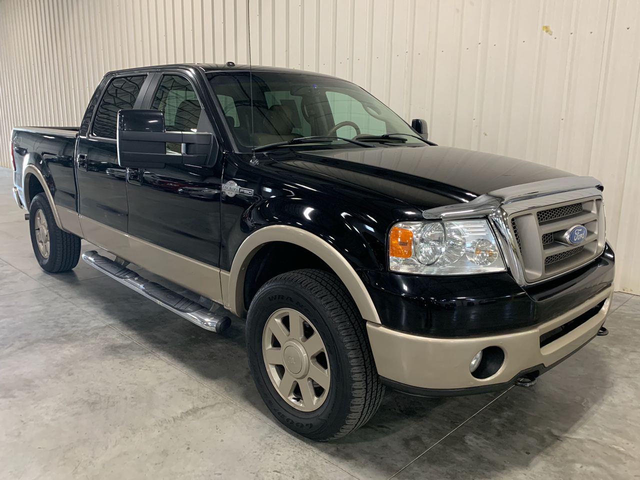 2008 Ford F-150 King Ranch 4WD SuperCrew 6.5' Box