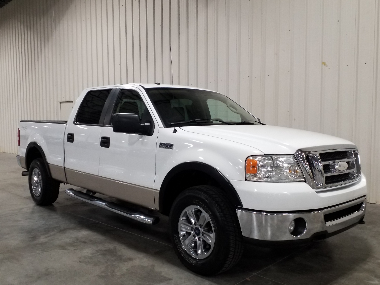 2008 Ford F-150 XLT SuperCrew 6.5-ft Box 4WD