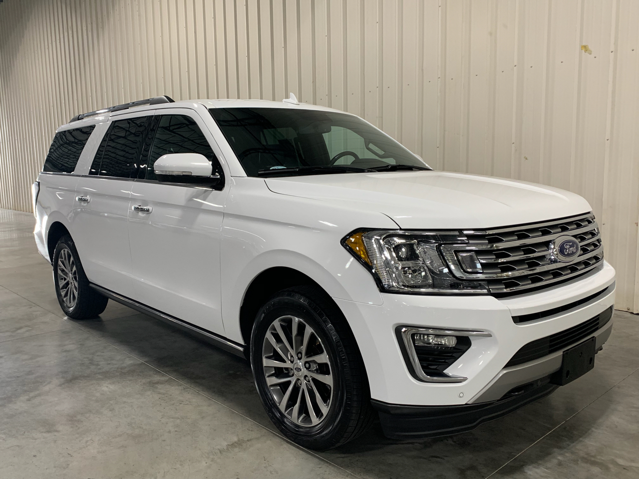 2018 Ford Expedition Max Limited 4x4