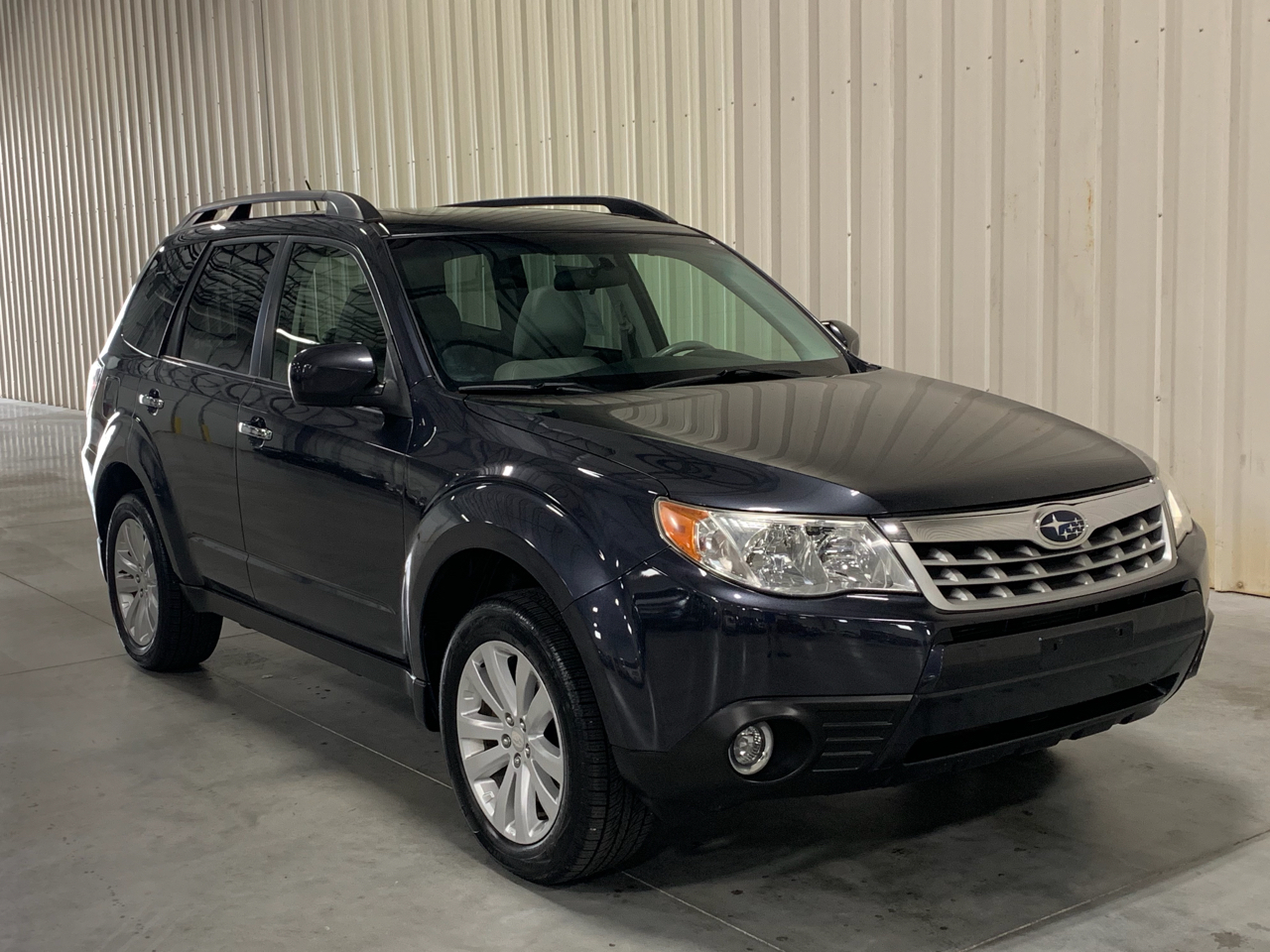 2012 Subaru Forester 4dr Auto 2.5X Limited
