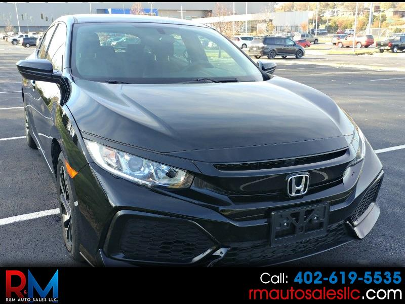 Honda Civic LX CVT 2018