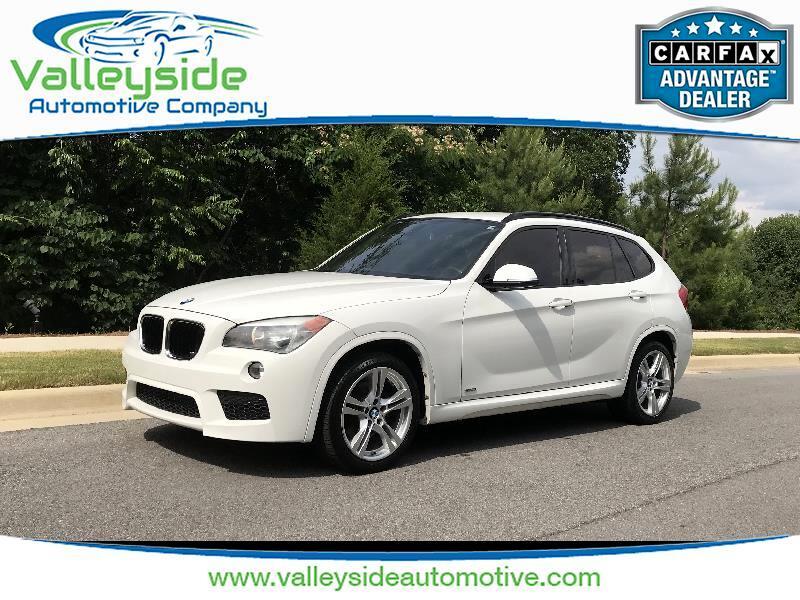 BMW X1 sDrive28i Sports Activity Vehicle 2013
