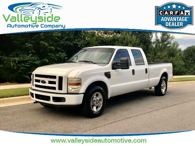 Ford F-350 SD XL Crew Cab Long Bed 2WD 2008