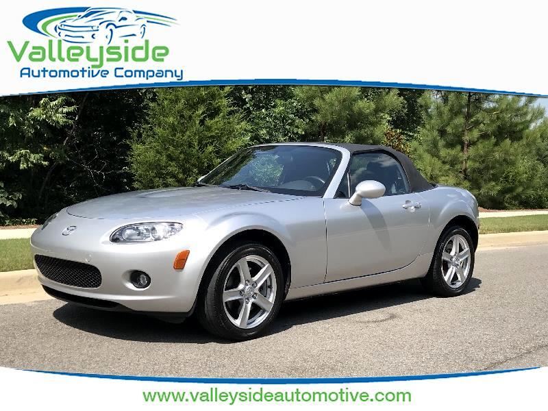 2006 Mazda MX-5 Miata 3rd Generation Limited