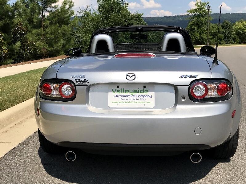 Mazda MX-5 Miata 3rd Generation Limited 2006