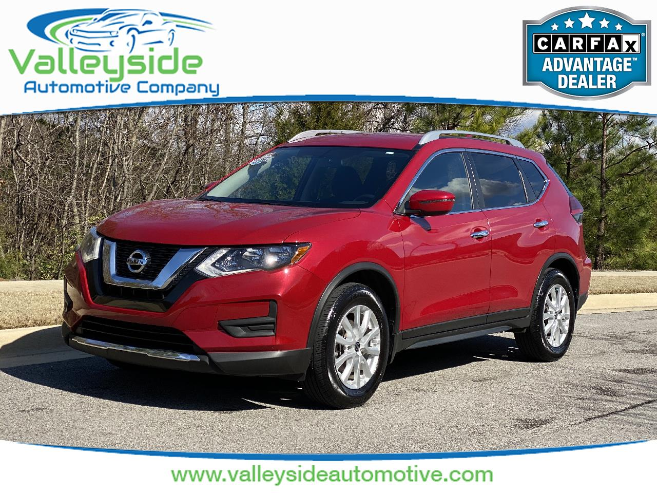 Nissan Rogue SV 2WD 2017