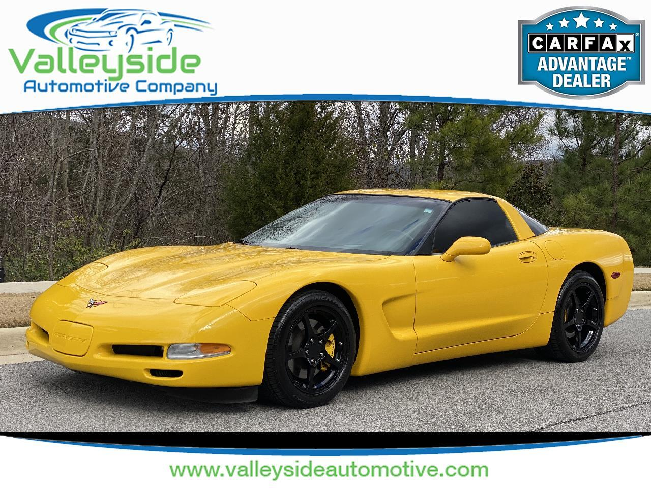 Chevrolet Corvette Coupe 2004