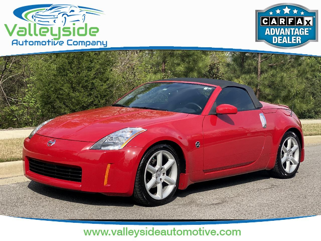 Nissan 350Z Enthusiast Roadster 2005