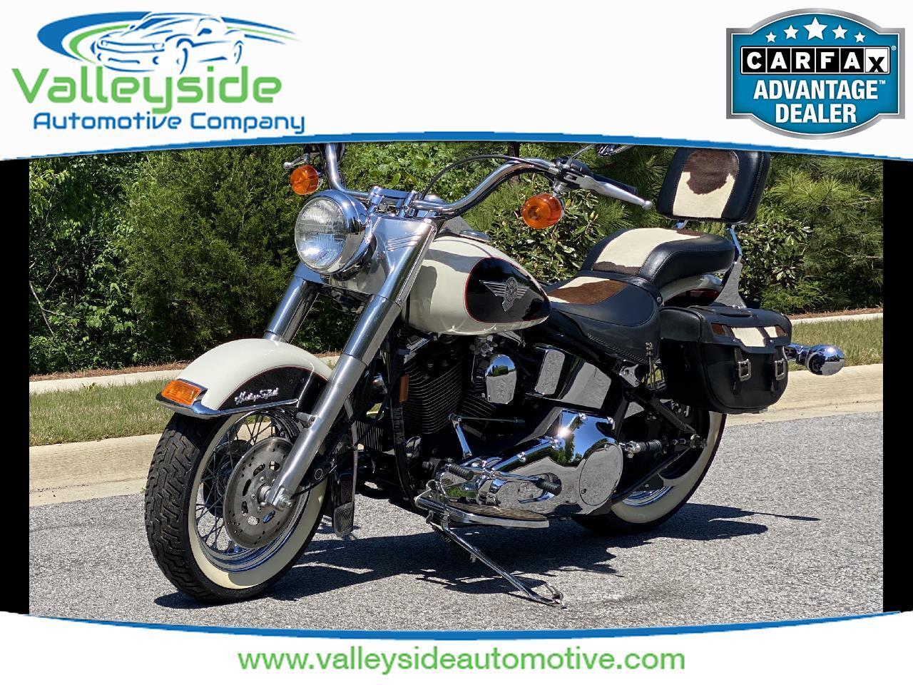 Harley-Davidson FLSTN  1993