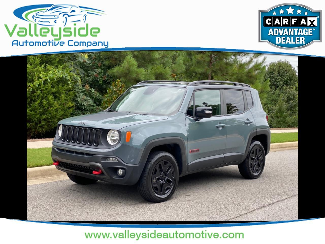 Jeep Renegade Trailhawk 4WD 2018