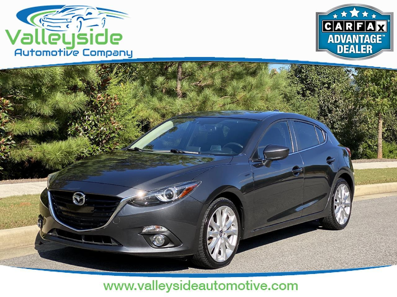 Mazda MAZDA3 s Grand Touring AT 5-Door 2015