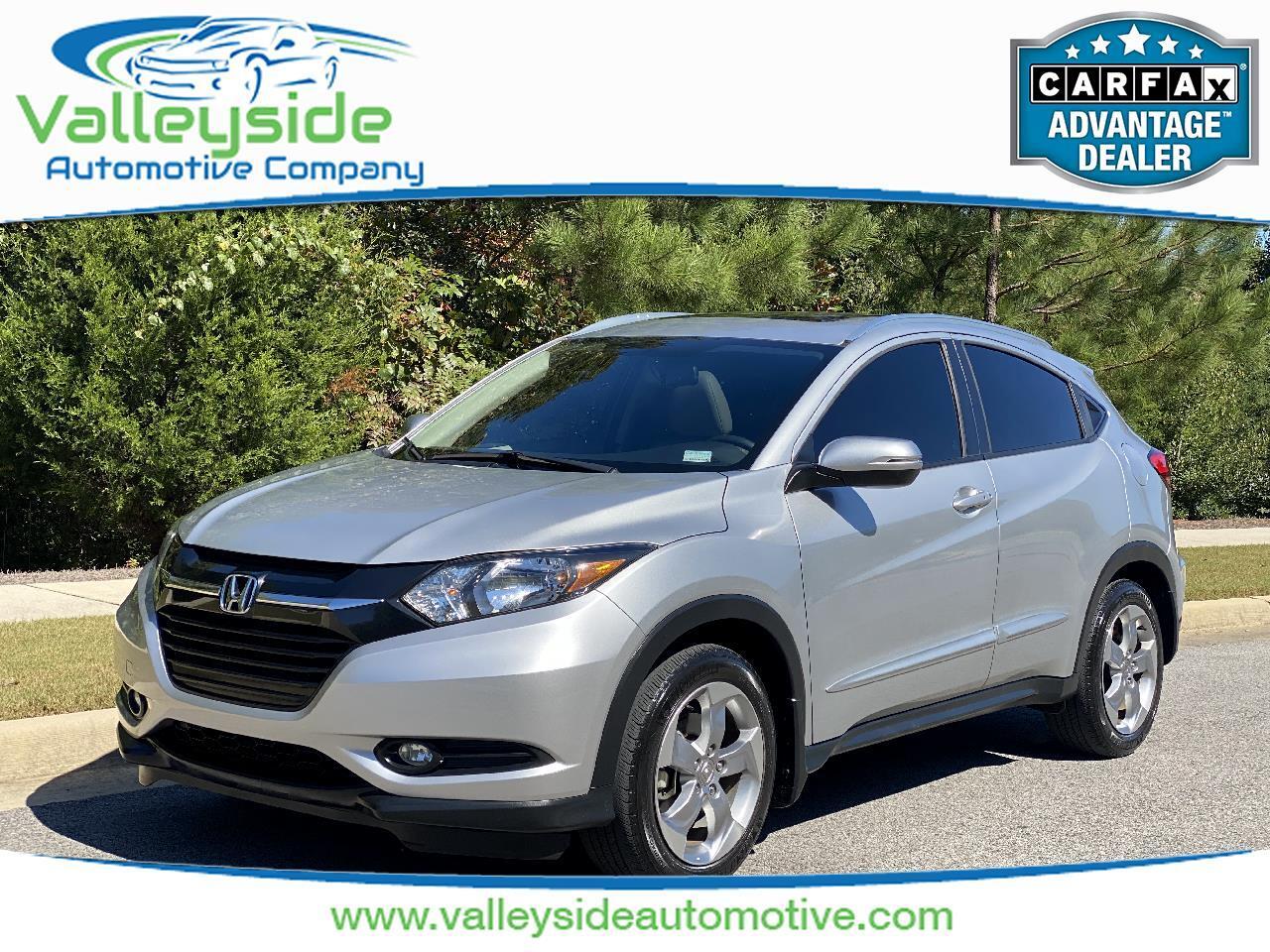Honda HR-V EX-L w/Navigation CVT 2016