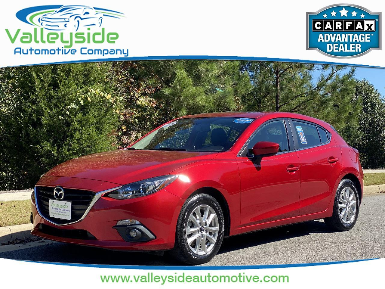 Mazda MAZDA3 i SE MT 5-Door 2016