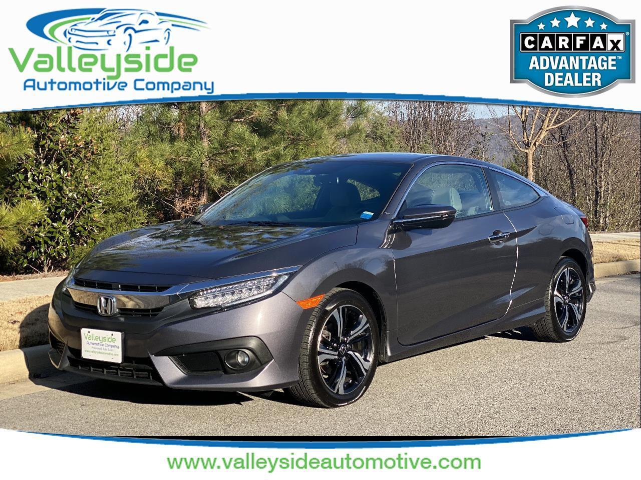 Honda Civic Touring Coupe CVT 2017