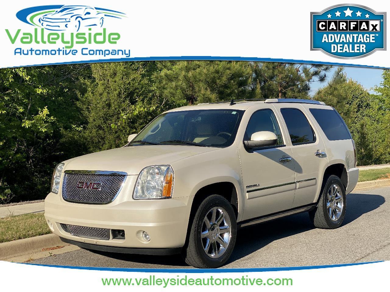 GMC Yukon Denali 4WD 2014
