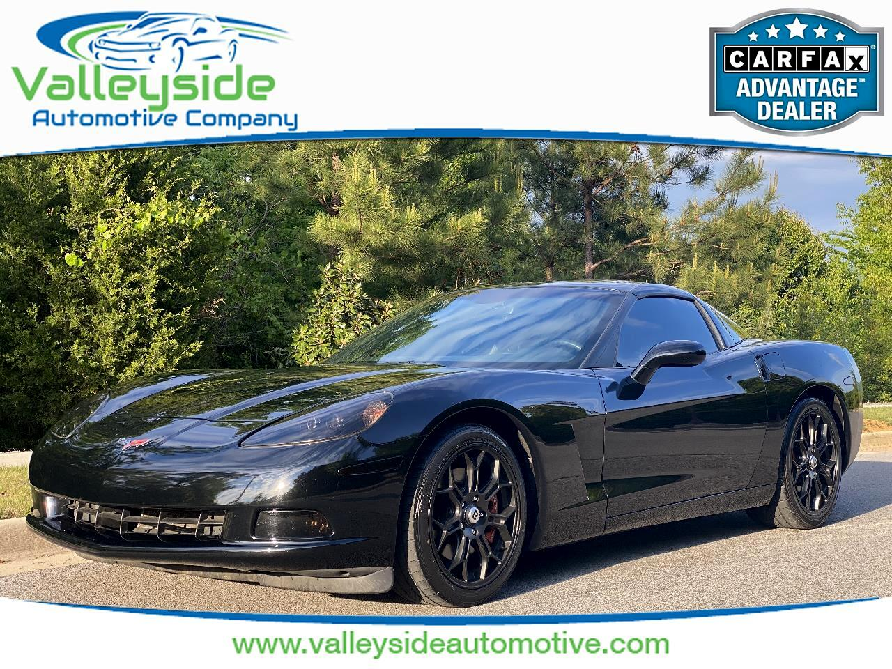 Chevrolet Corvette Standard Coupe 1LT 2011