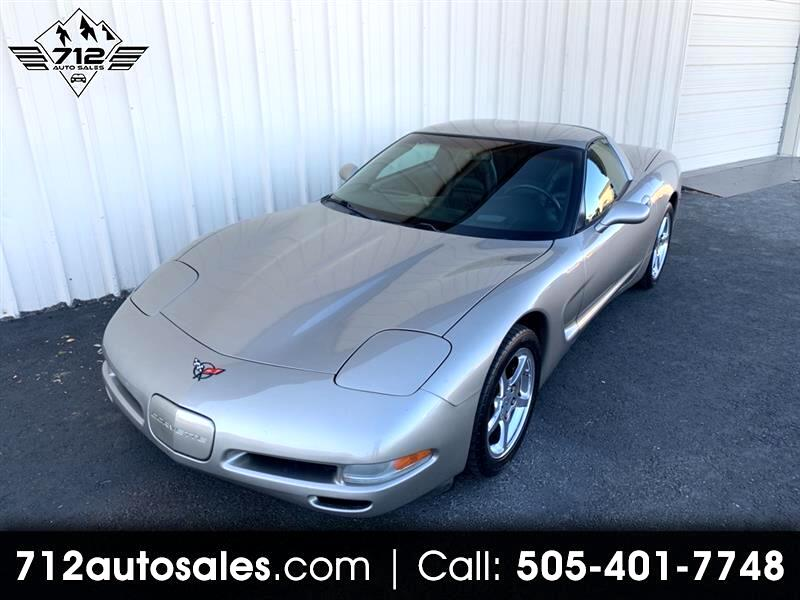 Chevrolet Corvette Coupe 2002