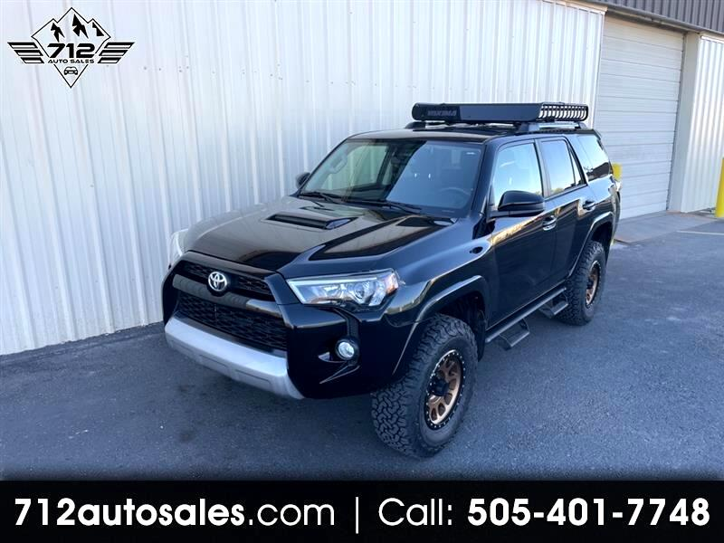 Toyota 4Runner TRD Off-road 4WD 2017