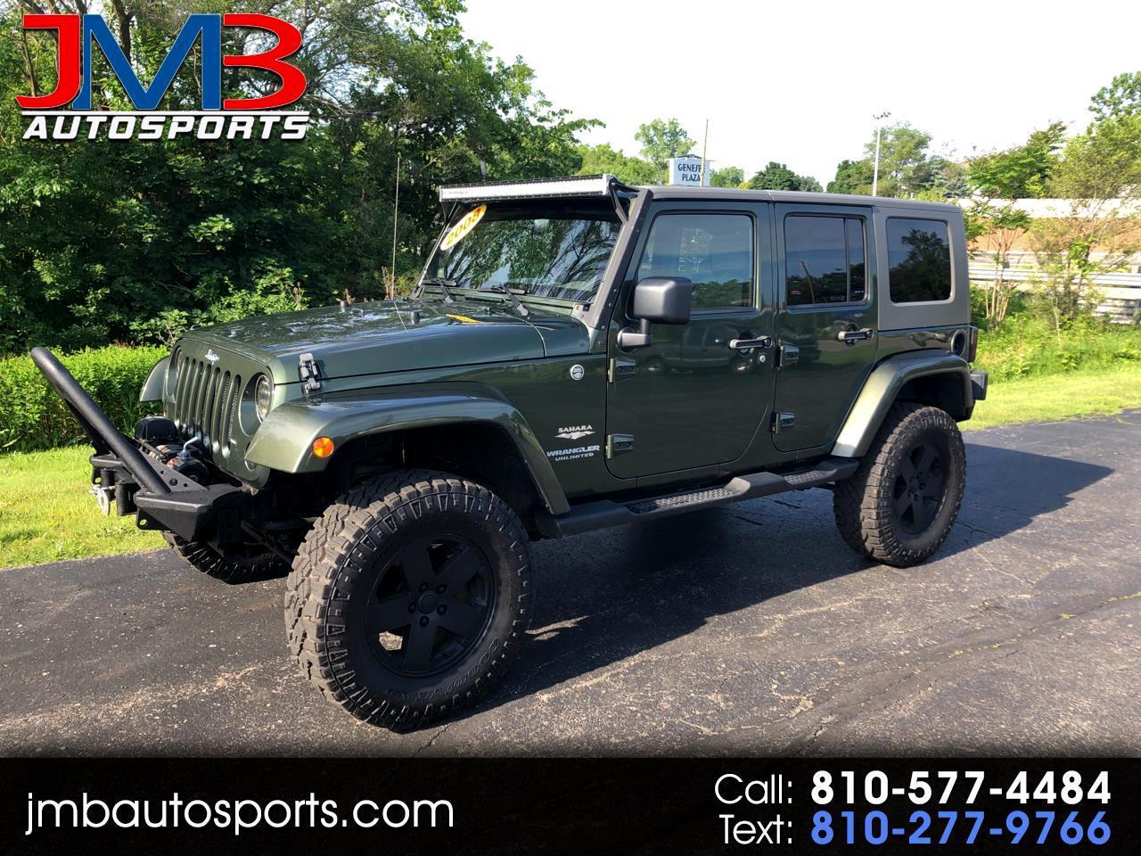 Used Tires Flint Mi >> Used 2008 Jeep Wrangler In Flint Mi Near 48506
