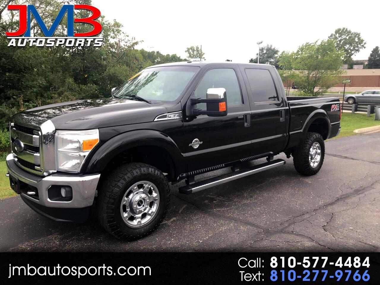2014 Ford F-350 SD XLT Crew Cab Short Bed 4WD