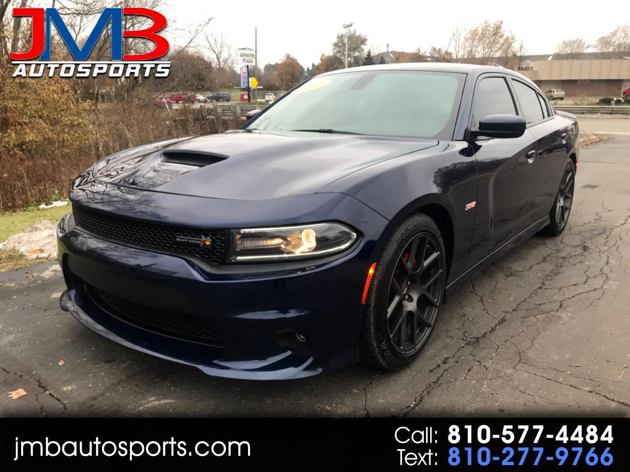 Used Tires Flint Mi >> Used 2017 Dodge Charger R T Scat Pack Rwd For Sale In Flint