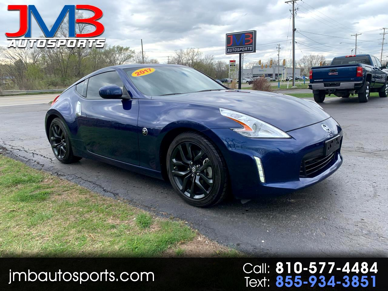Nissan Z 370Z Coupe Touring 6MT 2017