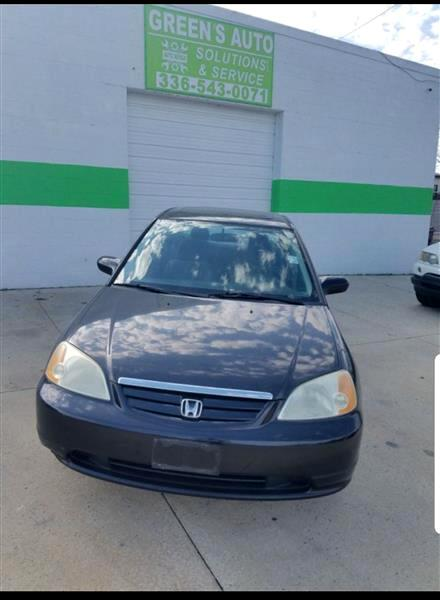 Honda Civic EX Sedan 4-spd AT 2003