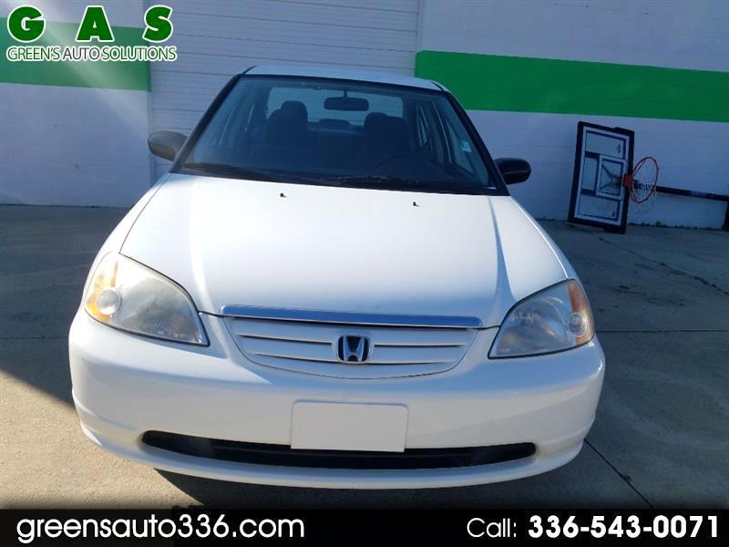 Honda Civic LX Sedan 4-spd AT 2003
