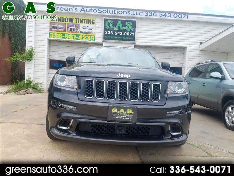 Jeep Grand Cherokee SRT8 4WD 2012