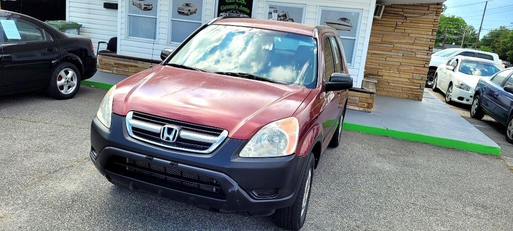 Honda CR-V LX 2WD AT 2004
