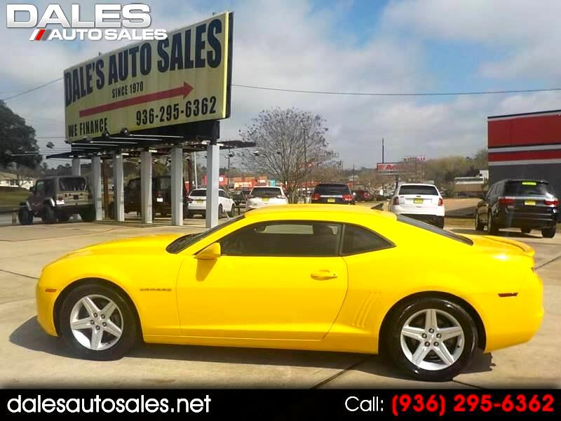 Chevrolet Camaro 1LT Coupe 2012