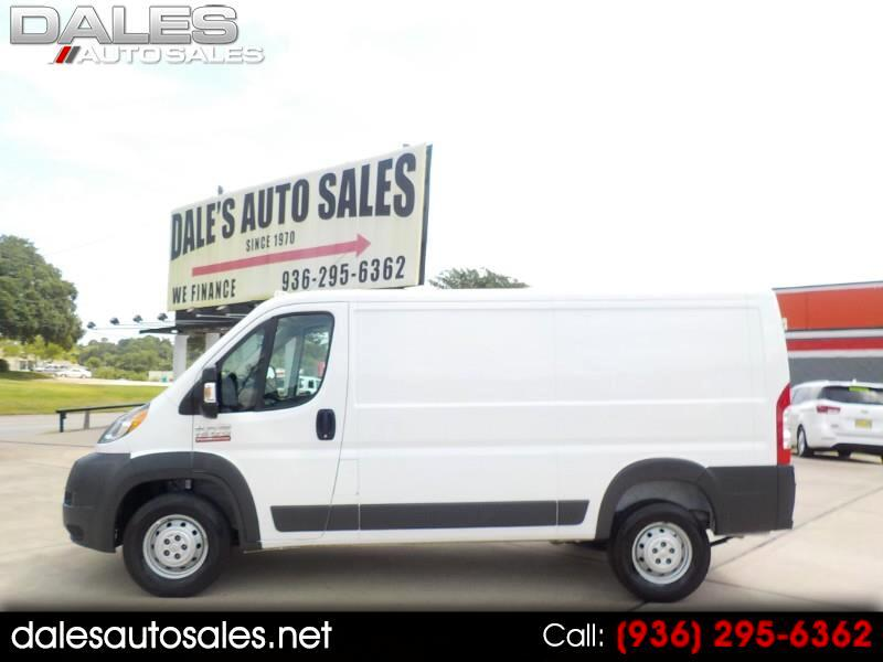 RAM Promaster 1500 Low Roof Tradesman 136-in. WB 2016