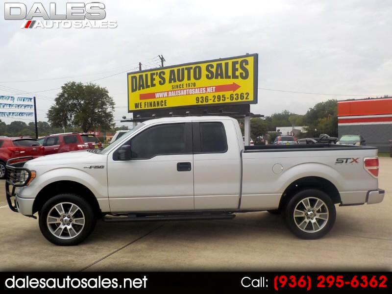 Ford F-150 Lariat SuperCab 6.5-ft. Bed 2WD 2014