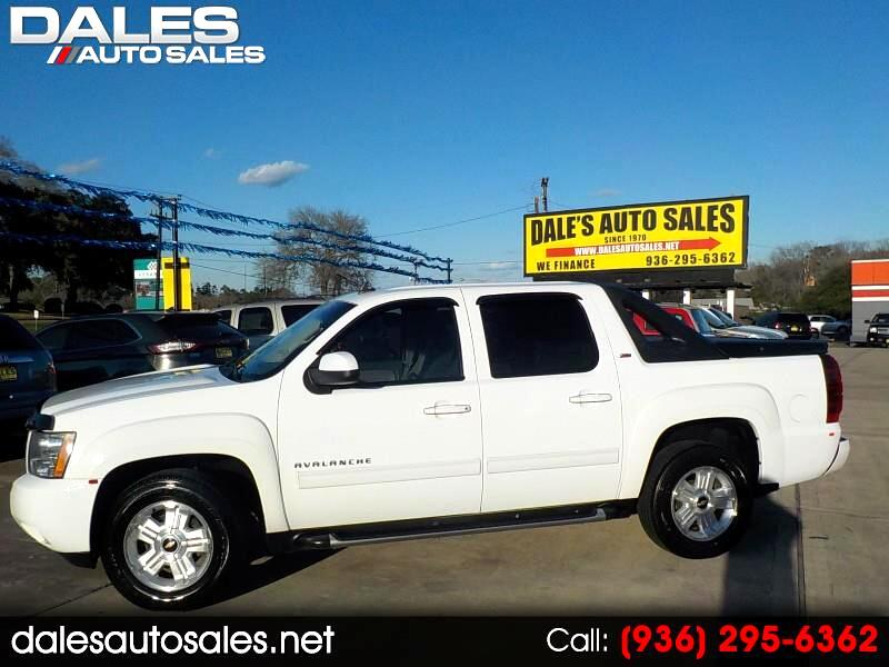 Chevrolet Avalanche LT 2WD 2010