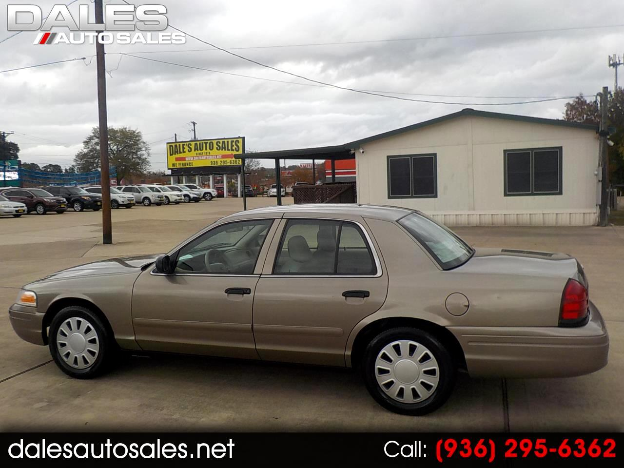 Ford Crown Victoria 4dr Sedan LX 2008