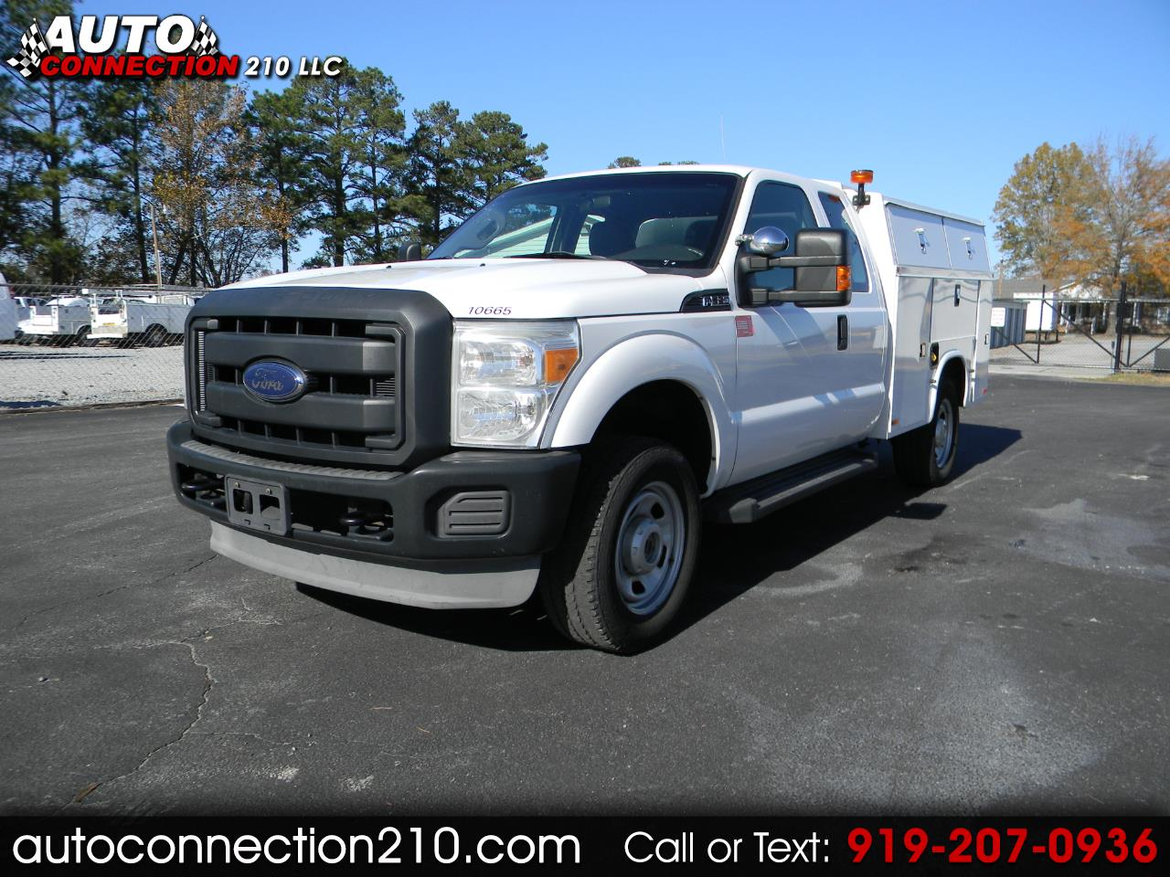 2013 Ford F-350 SD Lariat SuperCab Long Bed 4WD