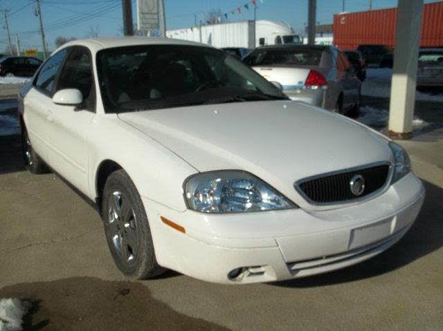 Mercury Sable GS 2004