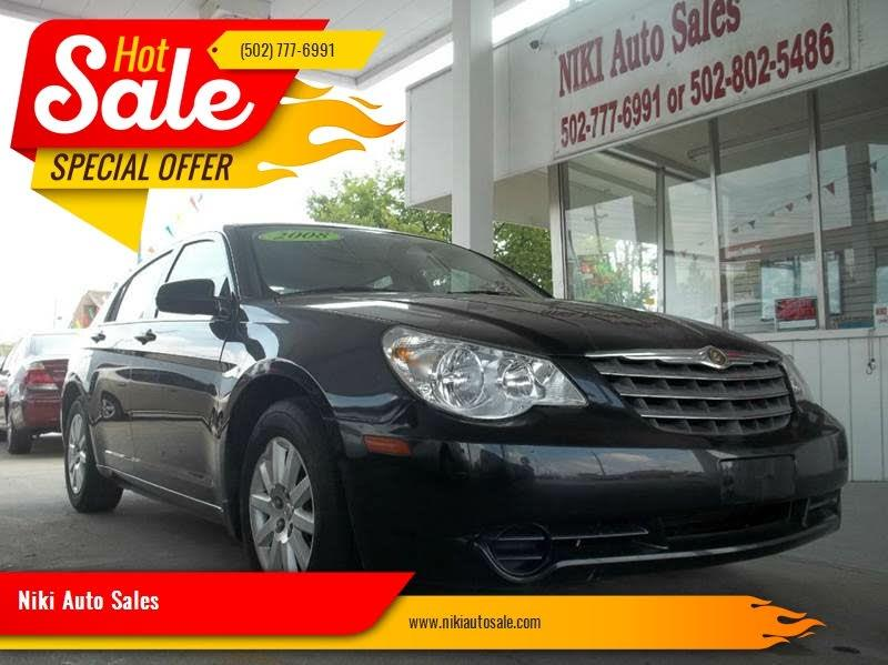 Chrysler Sebring Sedan LX 2008