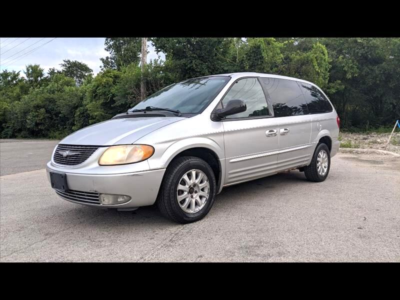 Chrysler Town & Country LXI 2002