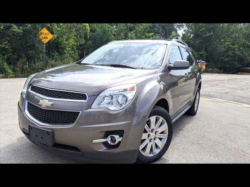 Chevrolet Equinox 2LT 2WD 2011