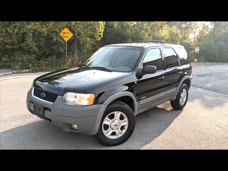 Ford Escape XLT 4WD 2001