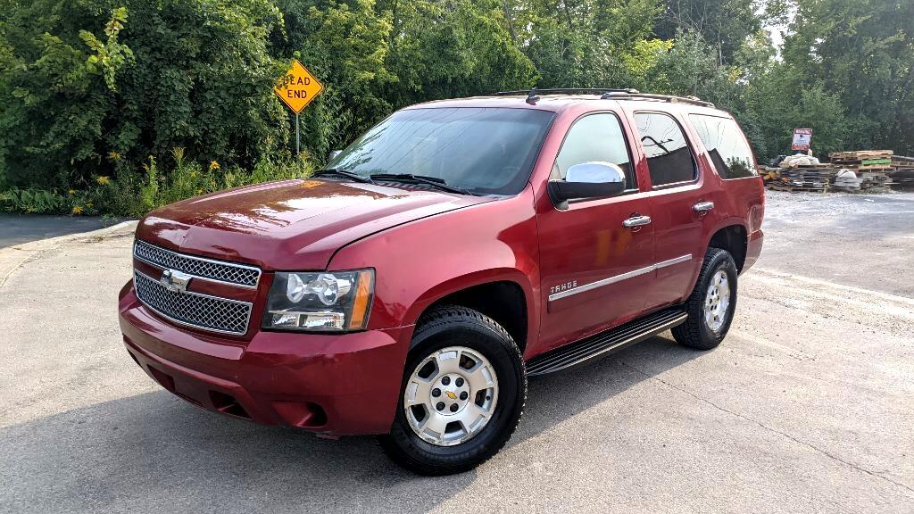 Chevrolet Tahoe LS 4WD 2011