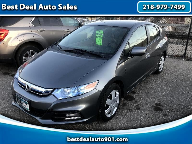 Honda Insight Base 2013