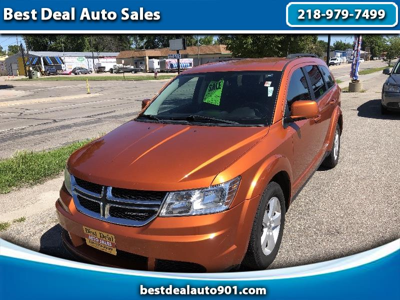 Dodge Journey Mainstreet AWD 2011